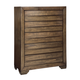 Mydarosa 5 Drawer Chest in Brown B588-46