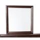 Evanburg Bedroom Mirror in Brown B598-36