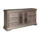 Birlanny Dresser in Silver B720-31