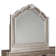 Birlanny Bedroom Mirror in Silver B720-36