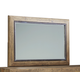 Sommerford Bedroom Mirror in Brown B775-36