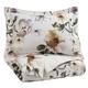 Balere 3pc King Comforter Set in Multi Q328003K