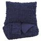 Marksville 3pc Queen Duvet Cover Set in Indigo Q335003Q