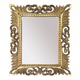 Denisha Accent Mirror in Antique Gold A8010049