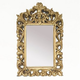 Denita Accent Mirror in Antique Gold A8010050
