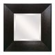 Duha Accent Mirror in Brown A8010078