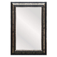 Dulal Accent Mirror in Antique Silver A8010082