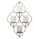 Dunixi Wall Sconce in Antique Gold A8010090
