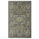 Dulani Large Rug in Green/Cream R400731