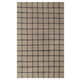 Agoura Hills Medium Rug in Natural/Charcoal R400792
