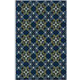 Glerok Large Rug in Multi R402241