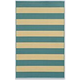 Trentice Medium Rug in Blue/Cream R402312