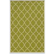 Kerry Large Rug in Green/Cream R402321