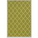 Kerry Medium Rug in Green/Cream R402322