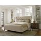 Lexington Furniture MacArthur Park 4-PC Mulholland Upholstered Platform Bedroom Set