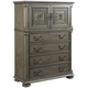 Kincaid Greyson Milford Door Chest Alder and White Oak 608-250