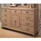 AICO Tangier Coast Dresser in Desert Sand 9080050-100 CLOSEOUT