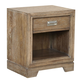 Aspenhome Front Street 1 Drawer Nightstand in Caramel IFS-451-CAR