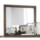 Aspenhome Front Street Landscape Mirror in Caramel IFS-462-CAR