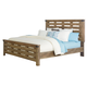 Standard Furniture Montana Queen Panel Bed in Knotty Pine