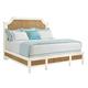 Stanley Coastal Living Resort Water Meadow Queen Woven Bed in Nautical White 062-N3-41