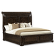 A.R.T. Furniture Collection One Queen Platform Sleigh Bed in Tortoise 217145-2615