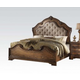 Acme Valletta King Bed in Latte Oak 26167EK