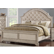 New Classic Furniture Anastasia King Bed in Royal Classic PROMO
