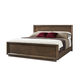 Stanley Panavista Panorama California King Panel Bed in Quicksilver 704-33-46