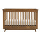 Stone & Leigh Driftwood Park Stationary Crib in Sunflower Seed 536-13-52