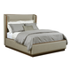 American Drew AD Modern Synergy Astro Upholstered Queen Bed 700-304R