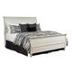 American Drew Litchfield California King Hanover Sleigh Bed