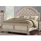 New Classic Furniture Anastasia California King Bed in Royal Classic PROMO