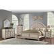 New Classic Furniture Anastasia 4-Piece Bedroom Set in Royal Classic