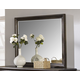 New Classic Furniture Cadiz Mirror in Vintage Ash 00-821-060
