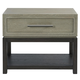 Universal Furniture Zephyr 1 Drawer Night Table in Solana 758355 CODE:UNIV20 for 20% Off CLEARANCE