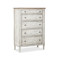 Durham Furniture Escarpment Chest in Two-Tone 181-155