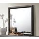 Acme Furniture Merveille Mirror in Espresso 22874