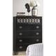 Acme Furniture Ulrik 5 Drawer Dresser in Black 27076