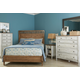 Durham Furniture Escarpment 4-Piece High Panel Bedroom Set