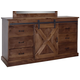 Legends Furniture Farmhouse 6 Drawer Deluxe Dresser in Aged Whiskey FH7103.AWY