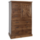Legends Furniture Farmhouse Door Chest in Aged Whiskey FH7105.AWY