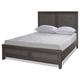 Legends Furniture Tybee Queen Panel Bed in Clove