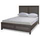 Legends Furniture Tybee King Panel Bed in Clove