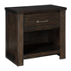 Darbry 1 Drawer Nightstand in Brown B574-91