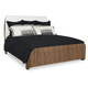 Fine Furniture Esquire Trafalgar Queen Bed in Walnut