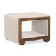 Fine Furniture Esquire Leeds Bench in Walnut 1810-500L