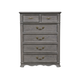 Pulaski Simply Charming Drawer Chest in Light Wood P043124