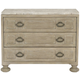 Bernhardt Santa Barbara Bachelor's Chest with Stone Top in Sandstone