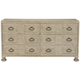 Bernhardt Santa Barbara 6-Drawer Dresser in Sandstone 385-050